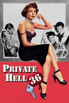Best Crime Movies of 1954 : Private Hell 36