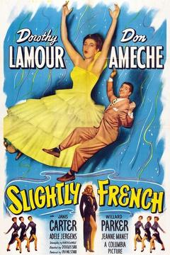 Best Music Movies of 1949 : Slightly French