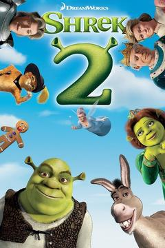 Best Comedy Movies of 2004 : Shrek 2