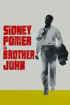 Best Science Fiction Movies of 1971 : Brother John