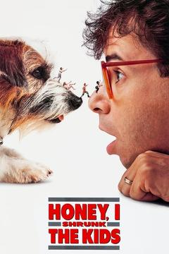 Best Family Movies of 1989 : Honey, I Shrunk the Kids