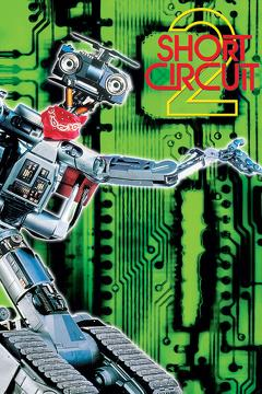 Best Science Fiction Movies of 1988 : Short Circuit 2