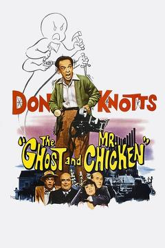 Best Mystery Movies of 1966 : The Ghost & Mr. Chicken
