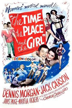 Best Romance Movies of 1946 : The Time, The Place and The Girl
