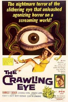 Best Horror Movies of 1958 : The Crawling Eye