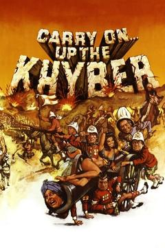 Best Comedy Movies of 1968 : Carry On Up the Khyber