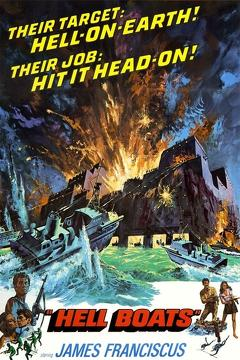 Best War Movies of 1970 : Hell Boats