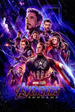Best Adventure Movies : Avengers: Endgame