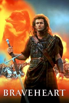 Best War Movies of 1995 : Braveheart