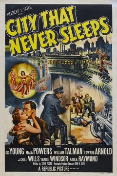 Best Crime Movies of 1953 : City That Never Sleeps