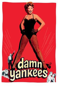 Best Comedy Movies of 1958 : Damn Yankees