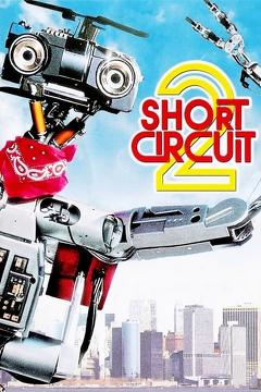 Best Family Movies of 1988 : Short Circuit 2