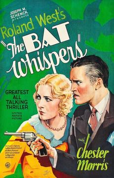 Best Horror Movies of 1930 : The Bat Whispers