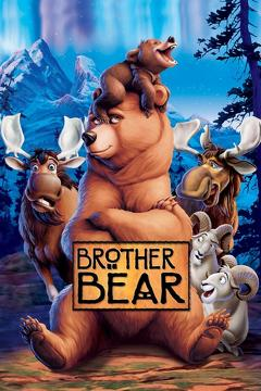 Best Adventure Movies of 2003 : Brother Bear