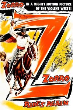 Best Western Movies of 1937 : Zorro Rides Again