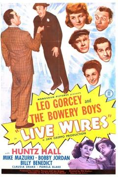 Best Action Movies of 1946 : Live Wires