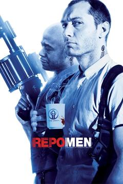 Best Thriller Movies of 2010 : Repo Men
