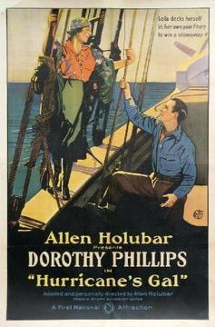 Best Adventure Movies of 1922 : Hurricane's Gal