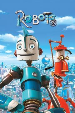 Best Animation Movies of 2005 : Robots
