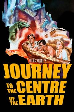 Best Adventure Movies of 1959 : Journey to the Center of the Earth