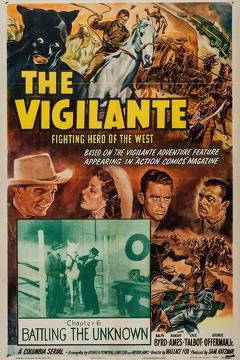 Best Action Movies of 1947 : The Vigilante: Fighting Hero of the West