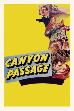 Best Western Movies of 1946 : Canyon Passage