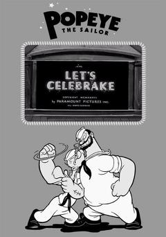 Best Animation Movies of 1938 : Let's Celebrake
