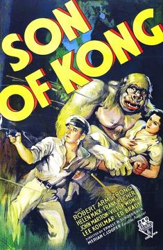 Best Horror Movies of 1933 : The Son of Kong