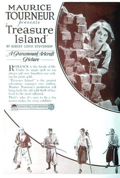Best Adventure Movies of 1920 : Treasure Island