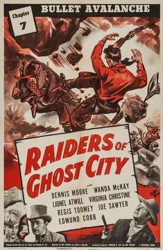 Best Action Movies of 1944 : Raiders of Ghost City