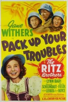 Best War Movies of 1939 : Pack Up Your Troubles