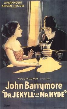 Best Drama Movies of 1920 : Dr. Jekyll and Mr. Hyde