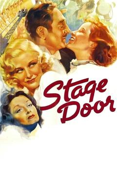 Best Comedy Movies of 1937 : Stage Door