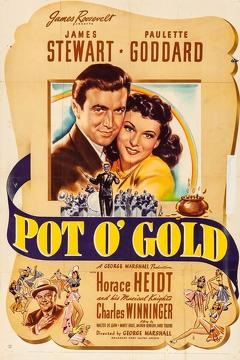 Best Music Movies of 1941 : Pot o' Gold