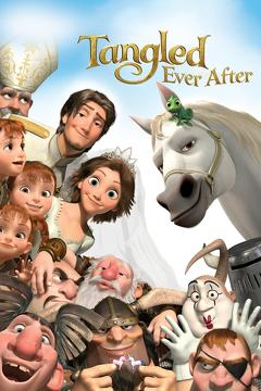 Best Animation Movies of 2012 : Tangled Ever After