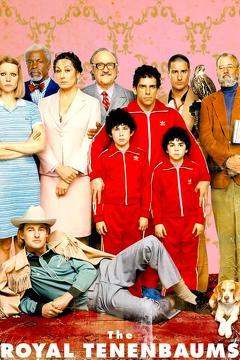 Best Comedy Movies of 2001 : The Royal Tenenbaums