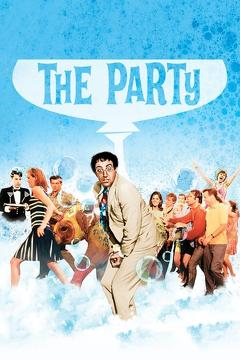 Best Comedy Movies of 1968 : The Party