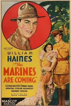 Best War Movies of 1934 : The Marines Are Coming