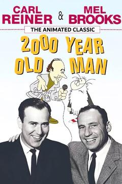 Best Animation Movies of 1975 : The 2000 Year Old Man