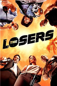 Best Mystery Movies of 2010 : The Losers