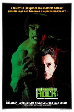 Best Action Movies of 1977 : The Incredible Hulk