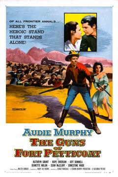Best Western Movies of 1957 : The Guns of Fort Petticoat