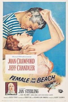 Best Mystery Movies of 1955 : Female on the Beach