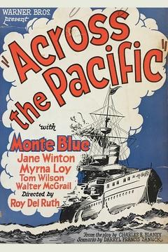 Best War Movies of 1926 : Across the Pacific