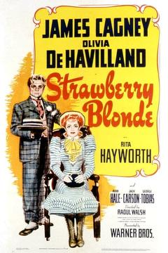 Best Music Movies of 1941 : The Strawberry Blonde