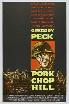 Best Action Movies of 1959 : Pork Chop Hill
