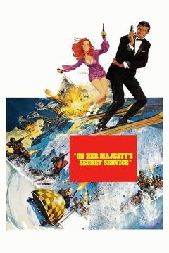 Best Adventure Movies of 1969 : On Her Majesty's Secret Service
