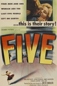 Best Science Fiction Movies of 1951 : Five