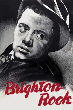 Best Thriller Movies of 1948 : Brighton Rock