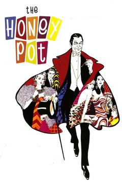 Best Crime Movies of 1967 : The Honey Pot